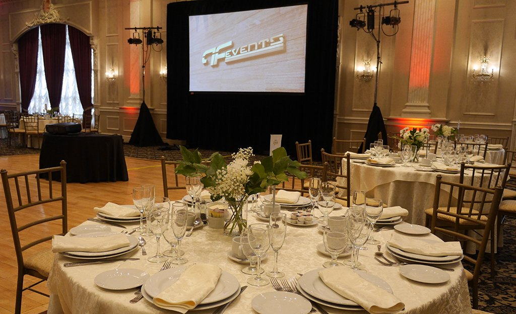 Corporate Events Services in Toronto