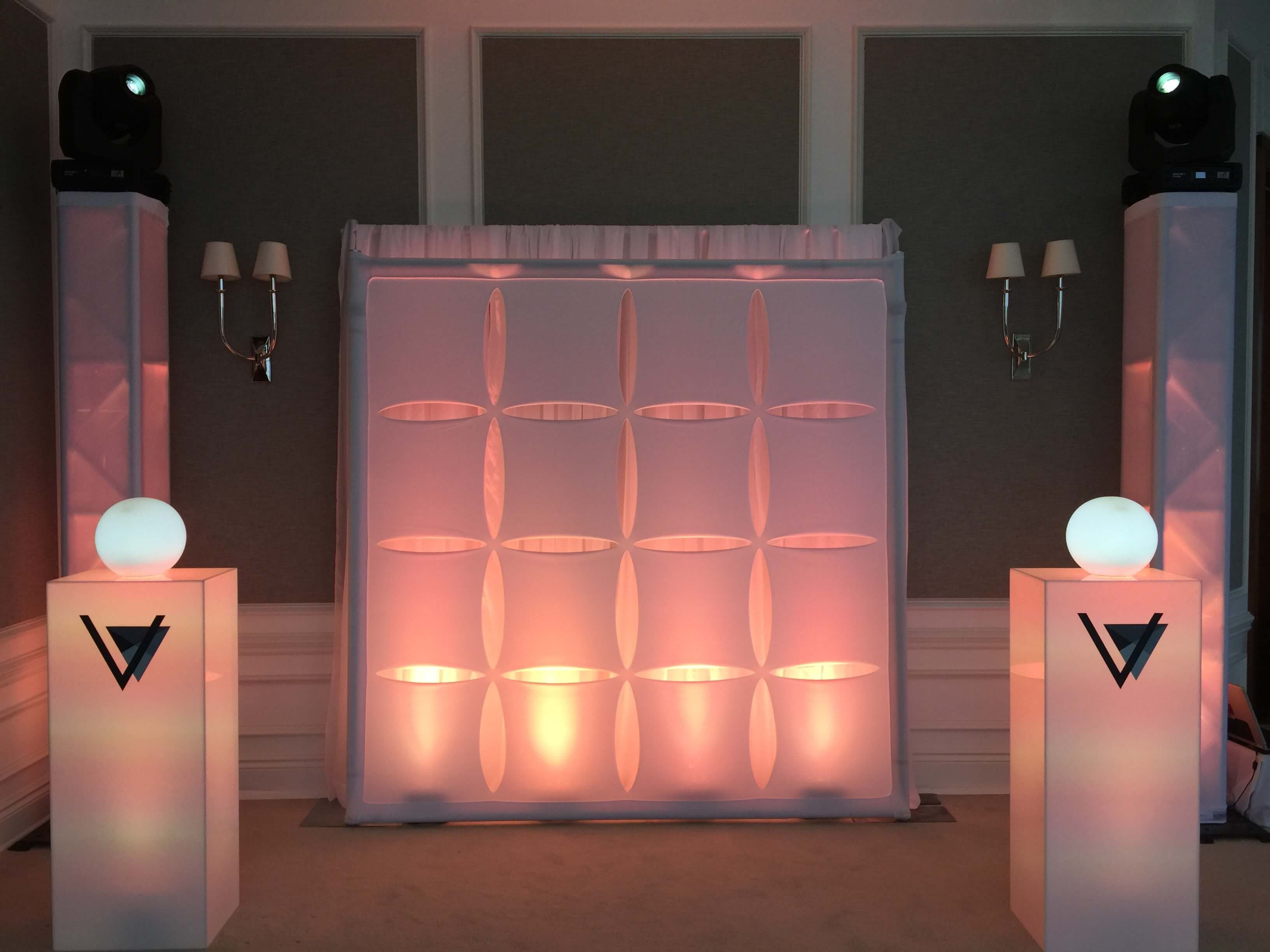 decor for events