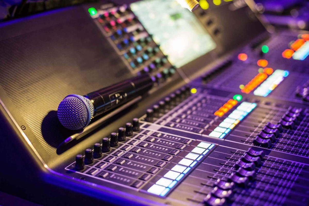 audio visual production