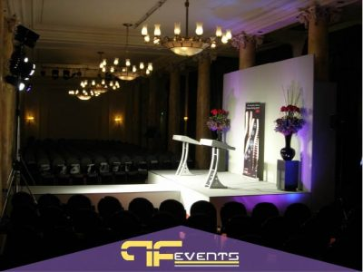 audio visual rental companies