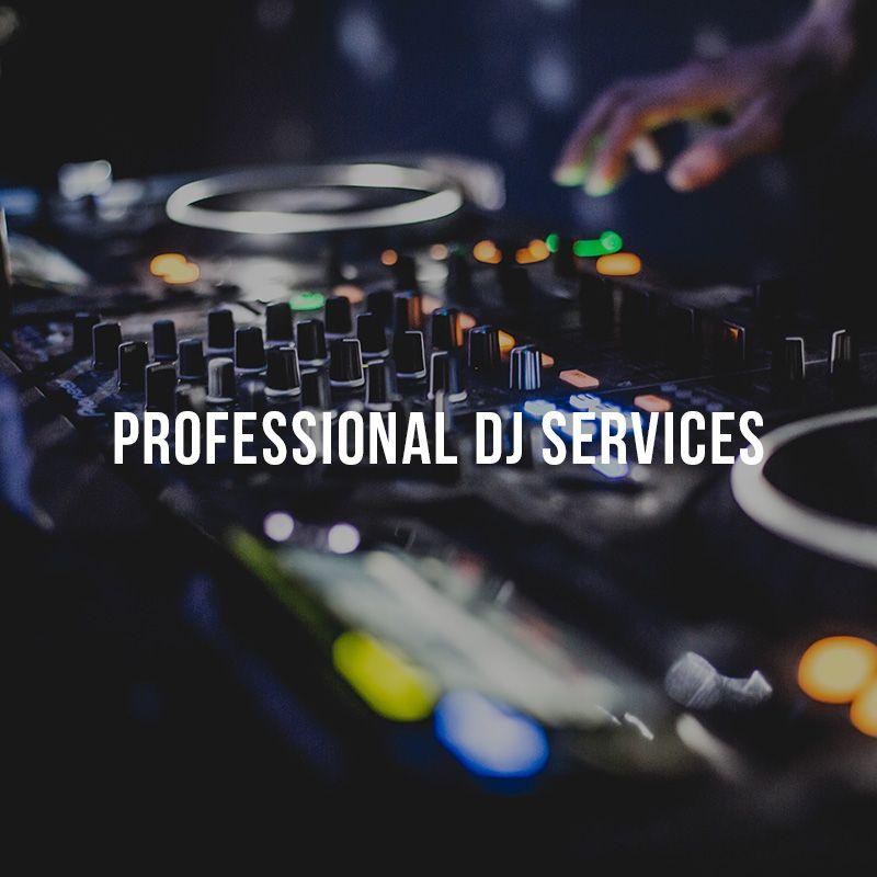 toronto dj services