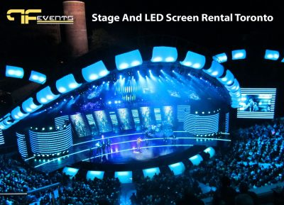 led screen rental Toronto